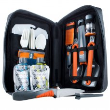 24-Piece Kitchen Travel Set