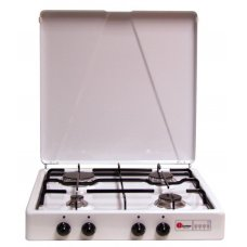 4-Burner Gas Stove