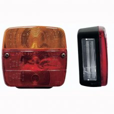 A.J.B.A. Rear Light