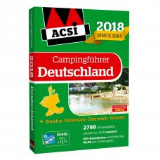 ACSI Camping Guide Germany 2018