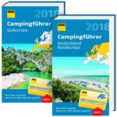 ADAC Camping Guides