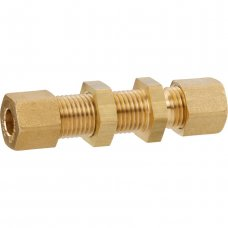 Brass Bulkhead Fitting