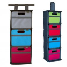 Cabinet Organiser for Folding Boxes Meori