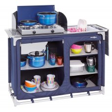 Camping Cabinet Mercury CTW, Blue