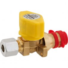 Connection Valve Type SKU PS 5 bar