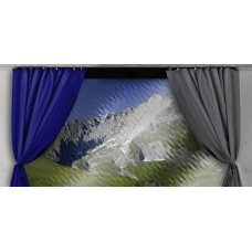 Curtains for Thule Panorama