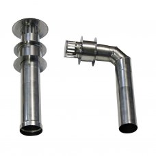 Exhaust Pipe for Water Heater CE-L12