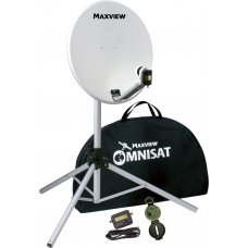 Omnisat Portable-Sat-Kit Ljus